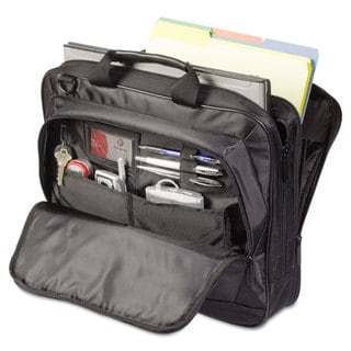 Targus CityLite Laptop Case 16-inch 13-1/4 x 3-1/2 x 16-1/2 Black