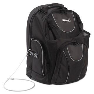 Vaultz Locking Backpack 16 inches 15 x 7 x 19 Black