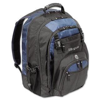 Targus XL Laptop Backpack 17-inch Black/Blue