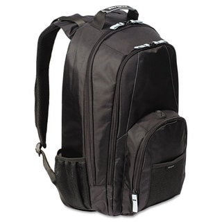 Targus 17 inches Groove Laptop Backpack Book Storage Media Pocket Water Bottle Holders