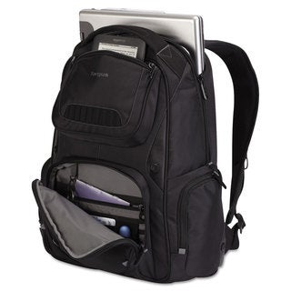 Targus Legend IQ Backpack 12-6/10 x 10-1/2 x 18-3/10 Black