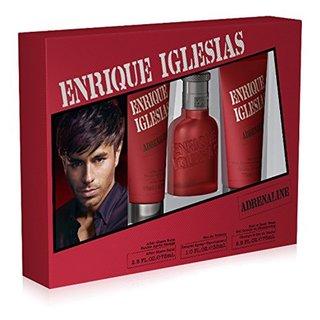 Enrique Iglesias Adrenalin Men's 3-piece Gift Set