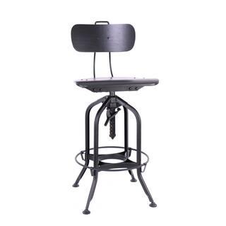 Remarkable Buy Pedestal Design Lab Mn Counter Bar Stools Online At Andrewgaddart Wooden Chair Designs For Living Room Andrewgaddartcom