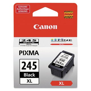 Canon 8278B001 (Page-245XL) ChromaLife100+ High-Yield Ink Black