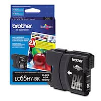 Brother LC65HYBK Innobella High-Yield Ink Black