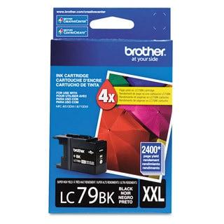 Brother LC79BK Innobella Super High-Yield Ink Black