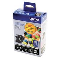 Brother LC752PKS Innobella High-Yield Ink Black 2/Pack