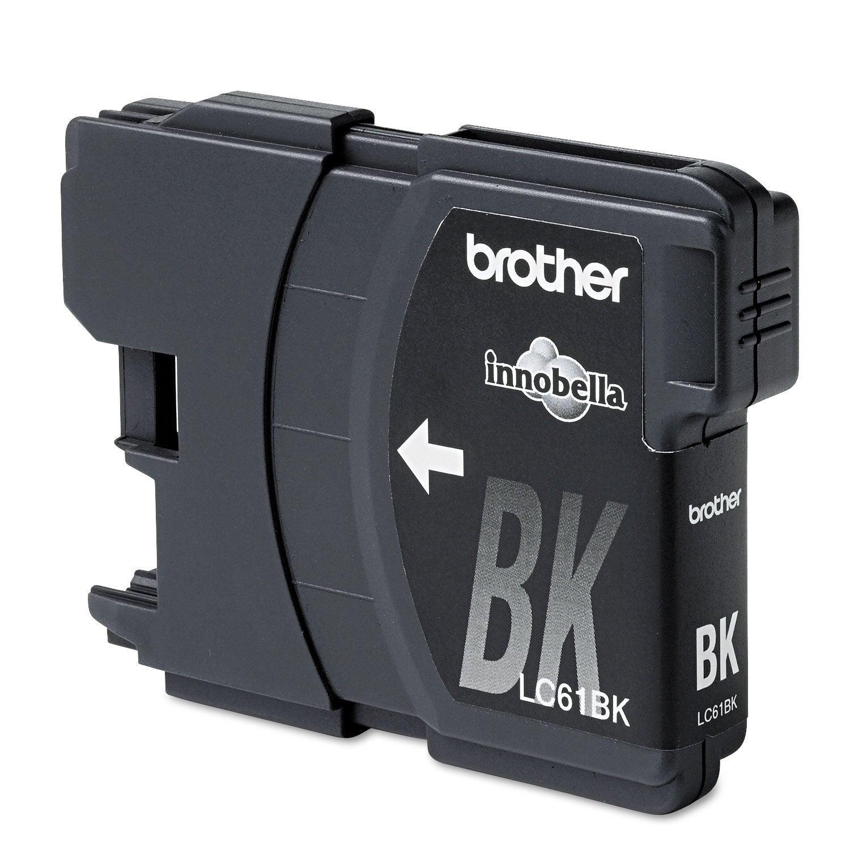 Brother LC61BK Innobella Ink Black (Black)