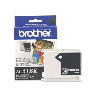 Brother LC51BK Innobella Ink Black