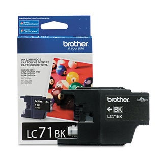 Brother LC71BK Innobella Ink Black