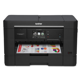 Brother MFC-J5920DW Business Smart Plus Wireless MFP with INKvestment Cartridges