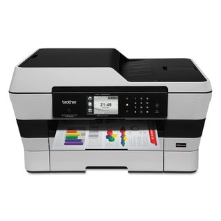 Brother MFC-J6925DW Business Smart Pro Wireless MFP with INKvestment Cartridges