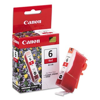 Canon BCI6R (BCI-6) Ink Red
