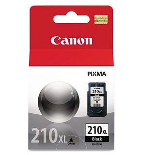 Canon 2973B001 (PG-210XL) High-Yield Ink Black