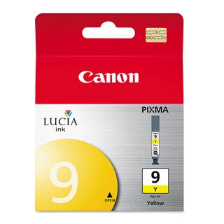 Canon PGI9Y (PGI-9) Lucia Ink Yellow