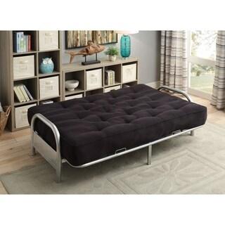 Acme Furniture Alfonso Silvertone Metal Adjustable Sofa Frame