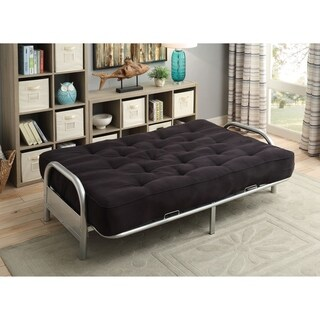 Acme Furniture Alfonso Silvertone Metal Adjustable Sofa Frame