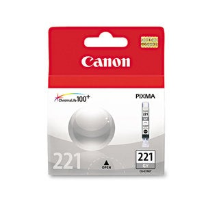 Canon 2950B001 (CLI-221) Ink Grey