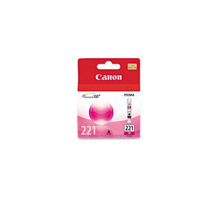 Canon 2948B001 (CLI-221) Ink Magenta