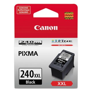 Canon 5204B001 (PG-240XXL) ChromaLife100 Extra High-Yield Ink Black