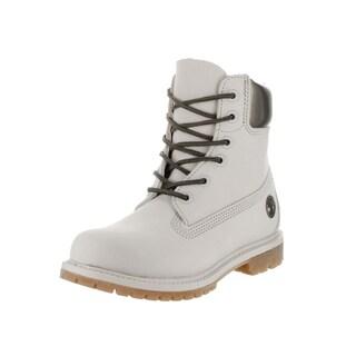 Timberland Women's AF 6 Inch Nubuck Premium Boots