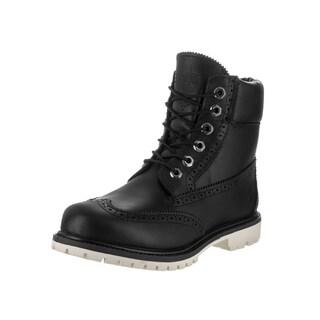 Timberland Women's Brogue 6-inch Premium Boots