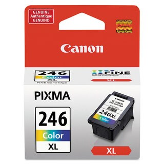 Canon 8280B001 (CL-246XL) ChromaLife100 High-Yield Ink Tri-Color