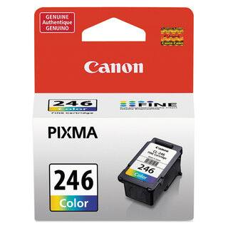 Canon 8281B001 (CL-246) ChromaLife100+ Ink Tri-Color|https://ak1.ostkcdn.com/images/products/13986483/P20611246.jpg?impolicy=medium