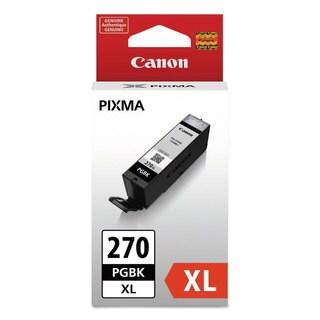 Canon 0319C001 (PGI-270XL) High-Yield Ink Pigment Black