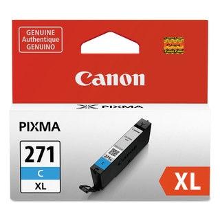 Canon 0337C001 (CLI-271XL) High-Yield Ink Cyan