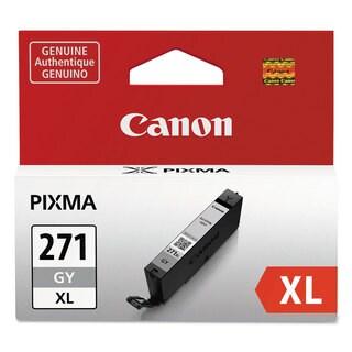 Canon 0340C001 (CLI-271XL) High-Yield Ink Grey