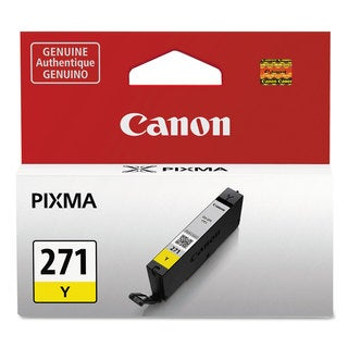 Canon 0393C001 (CLI-271) Ink Yellow