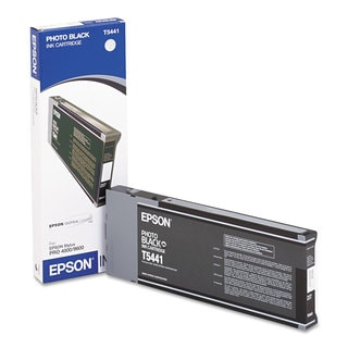 Epson T544100 Ink Black