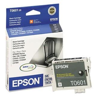Epson T060120 (60) DURABrite Ink Black