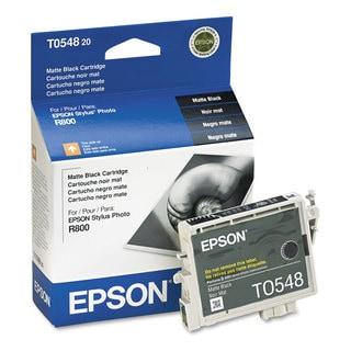 Epson T054820 (54) Ink Matte Black