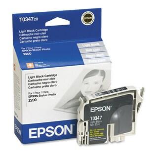 Epson T034720 (34) Ink Light Black