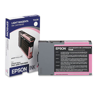 Epson T543600 (T5436) Ink Light Magenta
