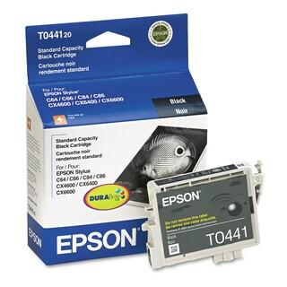Epson T044120 (44) DURABrite Ink Black
