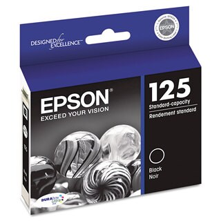 Epson T125120 (125) DURABrite ULettera Ink Black