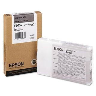 Epson T605700 (60) Ink Light Black