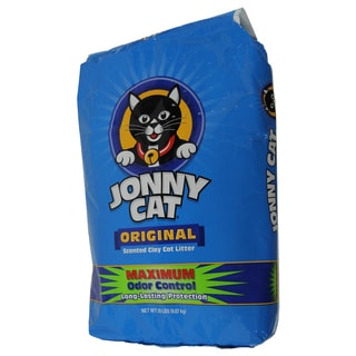 Jonny Cat 20 Lb Original Scented Clay Cat Litter