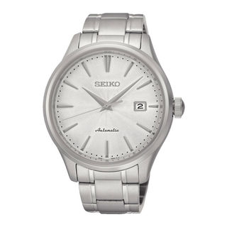 Seiko Automatic SRP701K1 Men's White Dial Watch
