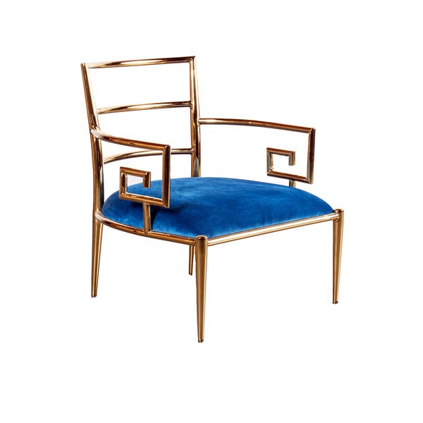 Miraculous Statements By J Royal Velvet Accent Chair Machost Co Dining Chair Design Ideas Machostcouk