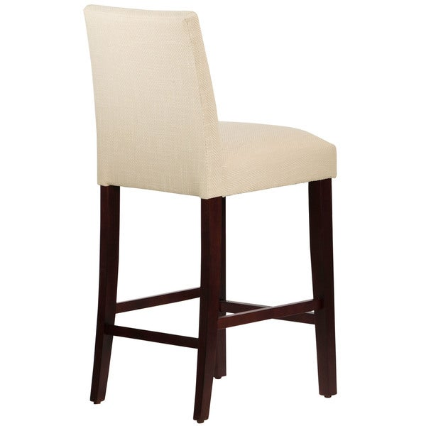 Shop Skyline Furniture Bar Stool With Buttons In