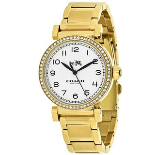 Coach Women's Madison 14502397 Watch
