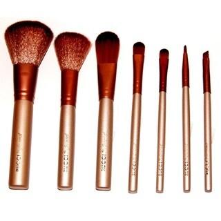 7-piece Makeup Brush Set in Tin Box