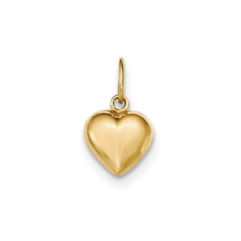Details about  /14K Yellow Gold Baby Teat Pendant Jewelry For men