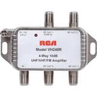 RCA 4 way Video Signal Amplifier & Splitter