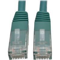 Tripp Lite 5ft Cat6 Gigabit Molded Patch Cable RJ45 M/M 550MHz 24 AWG