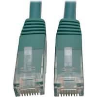 Tripp Lite 3ft Cat6 Gigabit Molded Patch Cable RJ45 M/M 550MHz 24 AWG